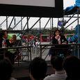 川崎和男 & 喜多俊之@Container Ground, TDB
